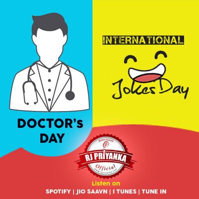 doctor's and Jokes Day_Doubles