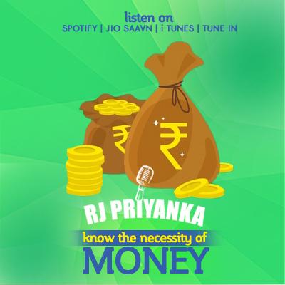 Know the necessity of MONEY